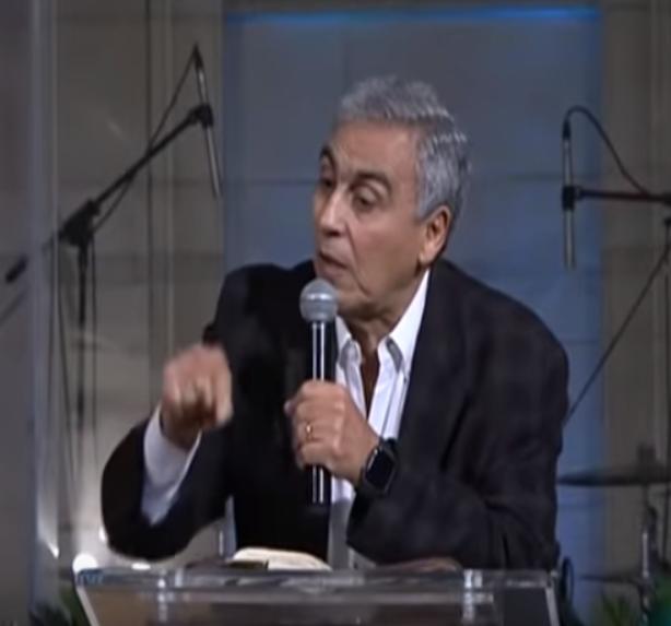 القس الدكتور سامح موريس