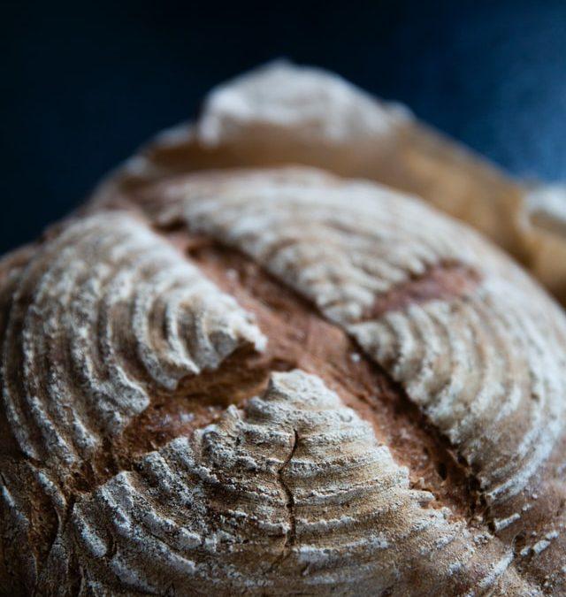القاب المسيح . ق منيس – خبز الحياة